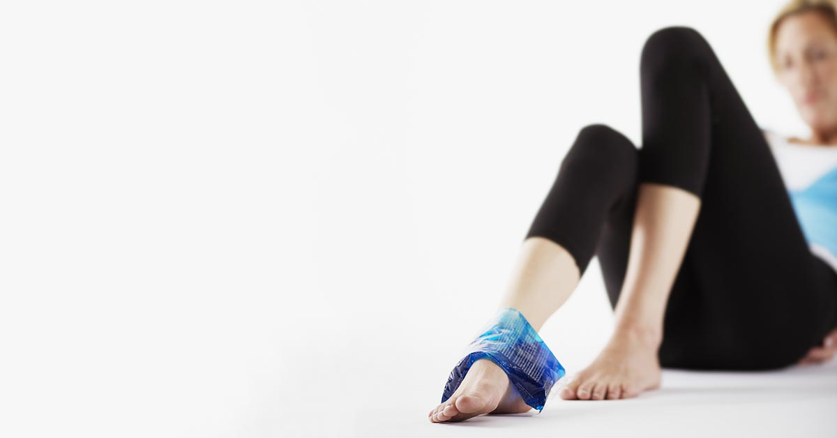 Harrisburg natural ankle sprain treatment